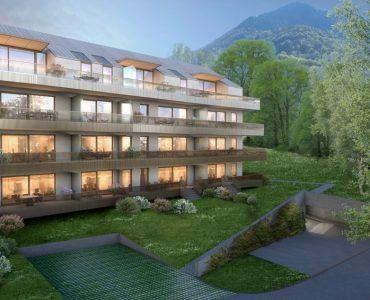 Wohnbebauung Judenbergweg 9 Salzburg
