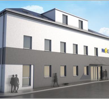 Neubau Servicecenter ÖGK Pöchlarn